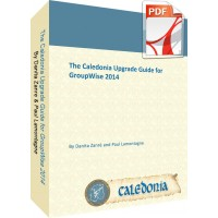 GroupWise 2014 Upgrade Guide - Ultimate All Server PDF & Print Bundle