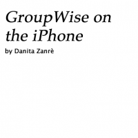 GroupWise on the iPhone